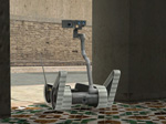 BCTM Small Unmanned Ground Vehicle Simulator